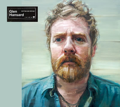Glen Hansard // Rhythm and Repose - album cover