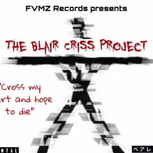 the Blair Criss Project by  Mythodical Kirra - artwork preview.