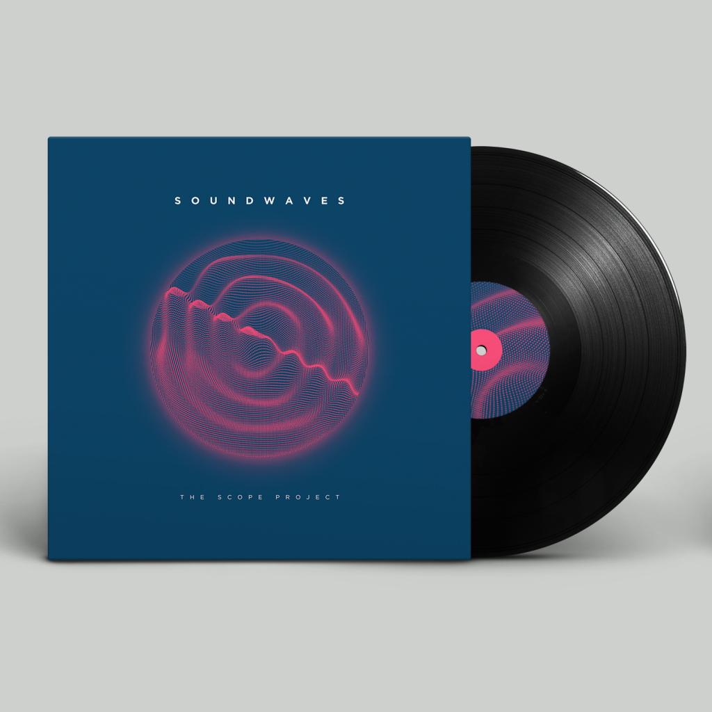 Soundwaves by The Score Project - vinyl