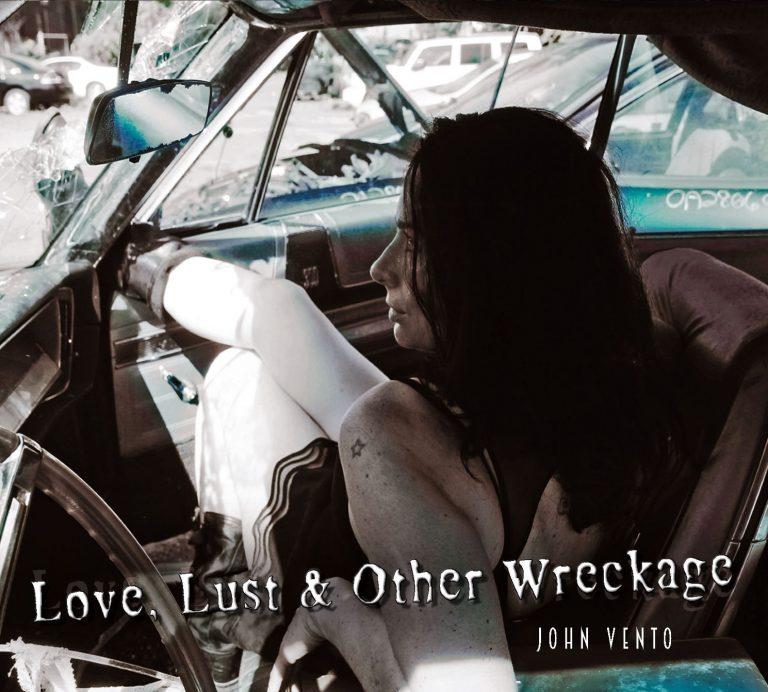 John Vento // Love, Lust & Other Wreckage – artwork
