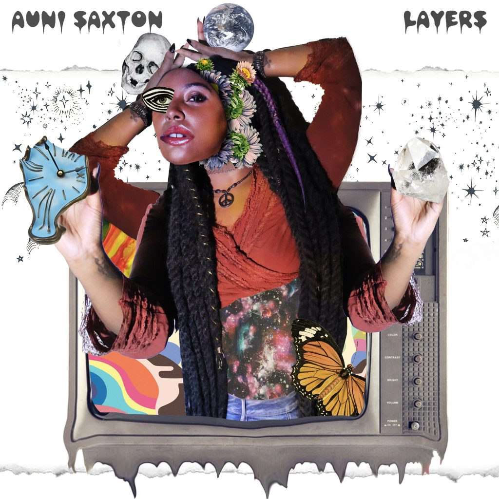 Layers by Auni Saxton - artwork