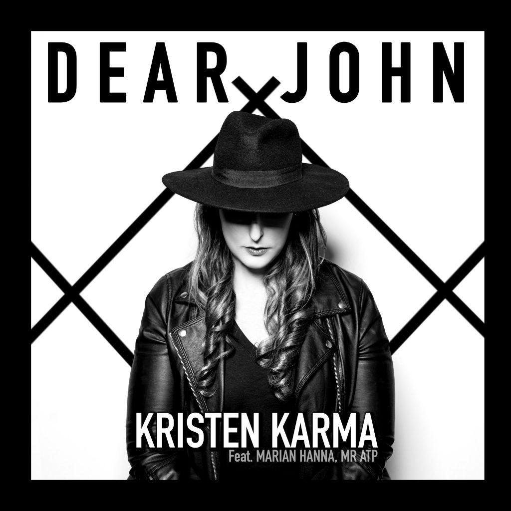 Kristen Karma // Dear John - artwork