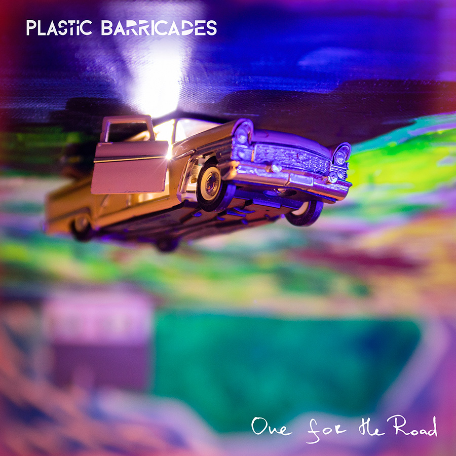 "Plastic Barricades //  ""One for the Road"" - artwork"