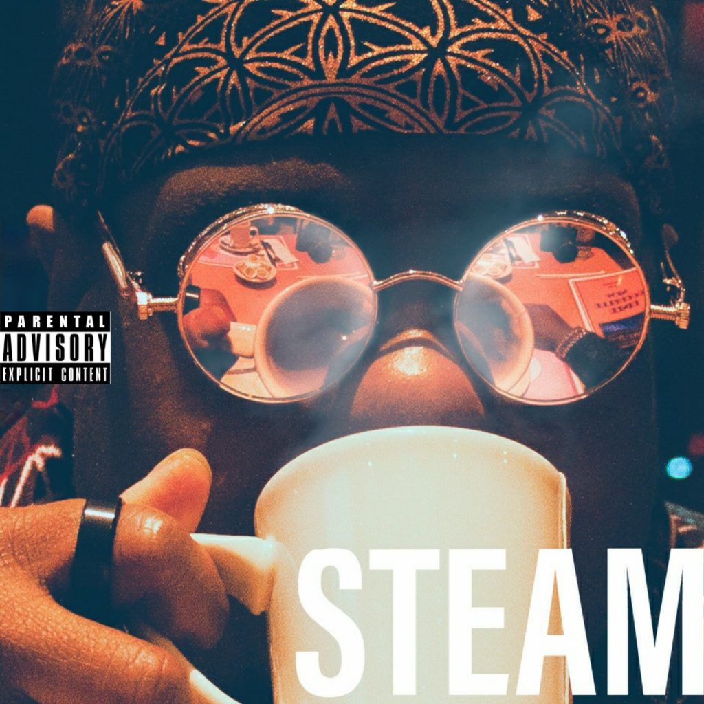 "St. Geo // ""Steam"" - artwork"