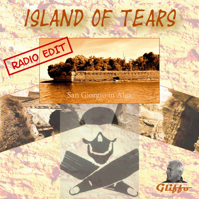 "Gliffo // ""Island Of Tears"" - artwork"