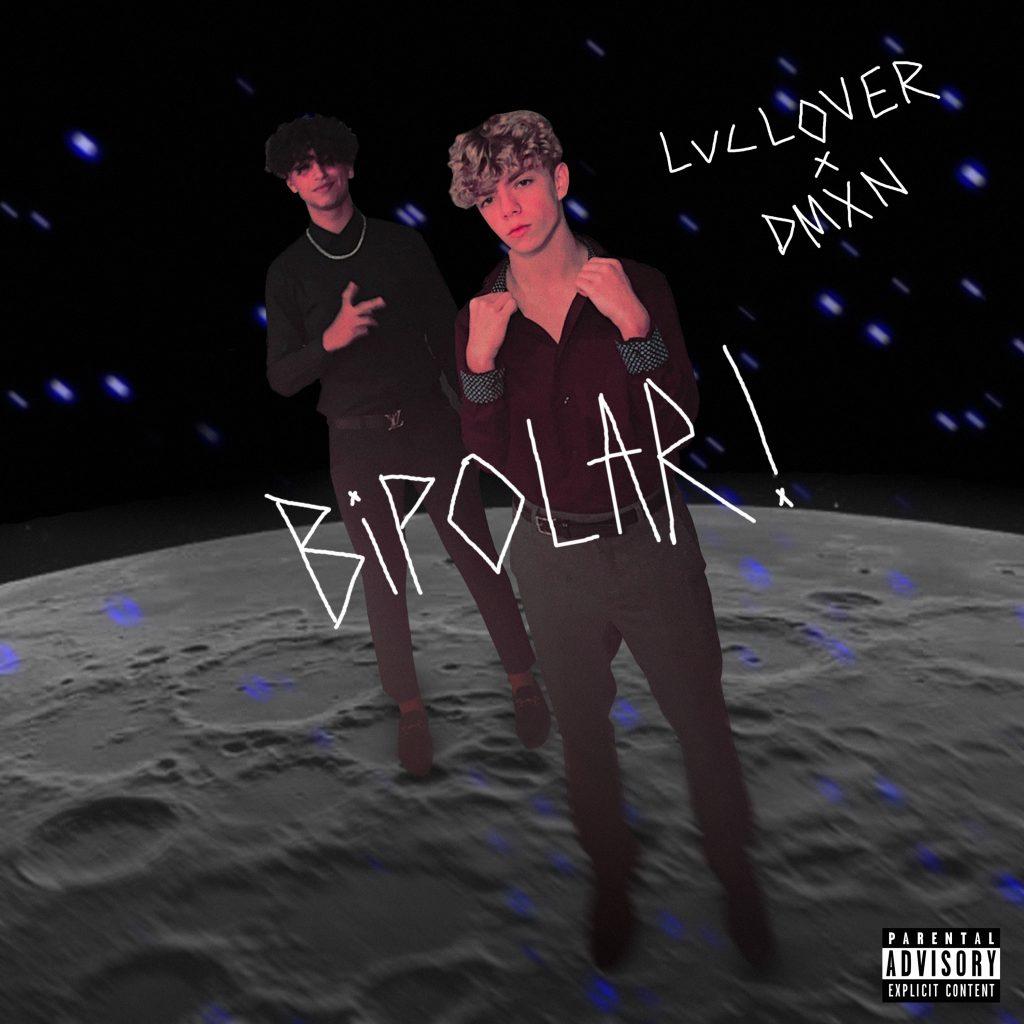 """Luclover // """"Bipolar"""" - EP cover"""