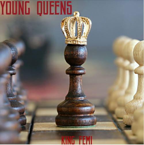 "King Fem // ""Young Queens"" - cover"