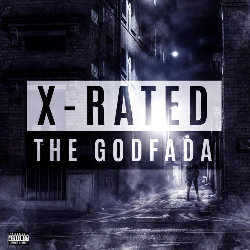 "The Godfada // ""X-Rated"" - cover"