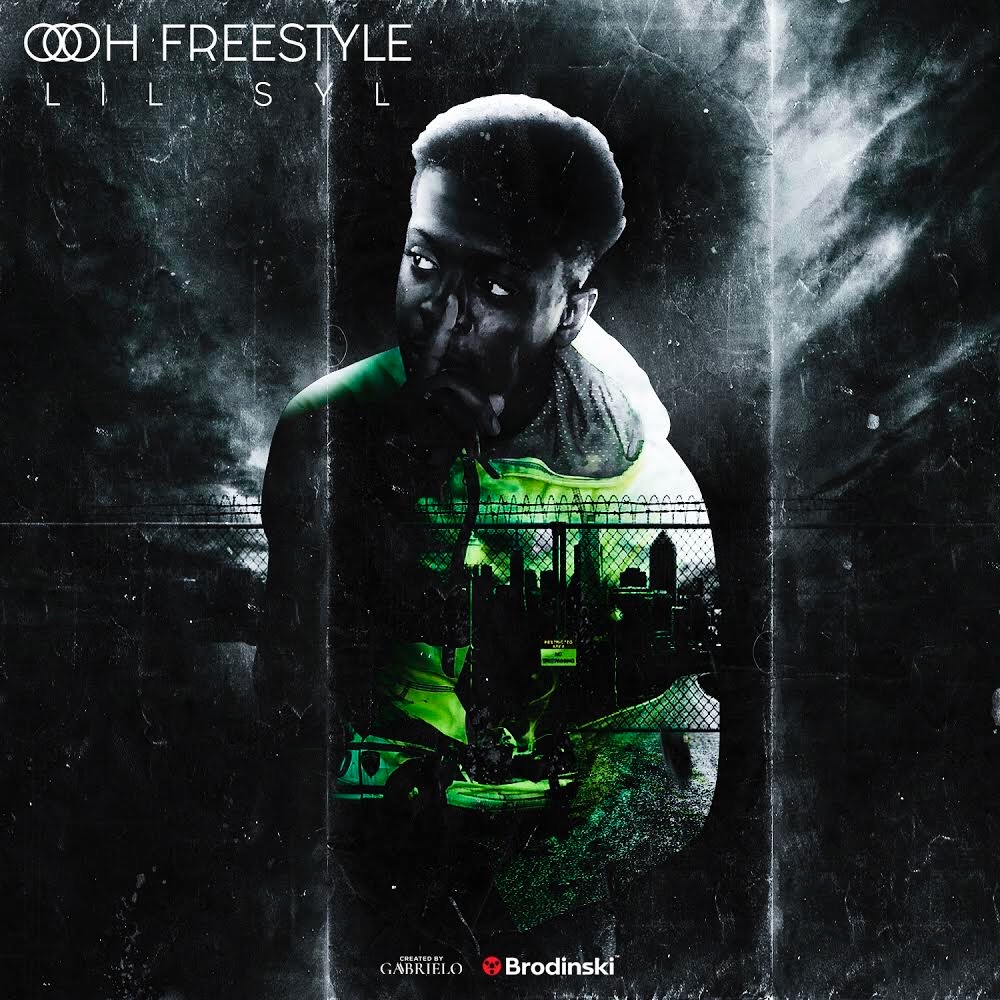 Lil Syl // Oooh Freestyle - single cover