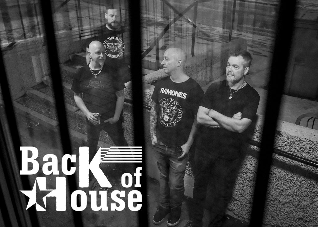 """Back of House // """"The Brisket in the Kitchen"""" - cover"""