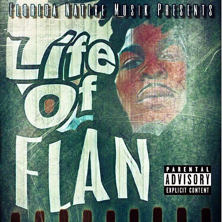 """Yung Flan // """"Aint Nothing"""" - album cover"""