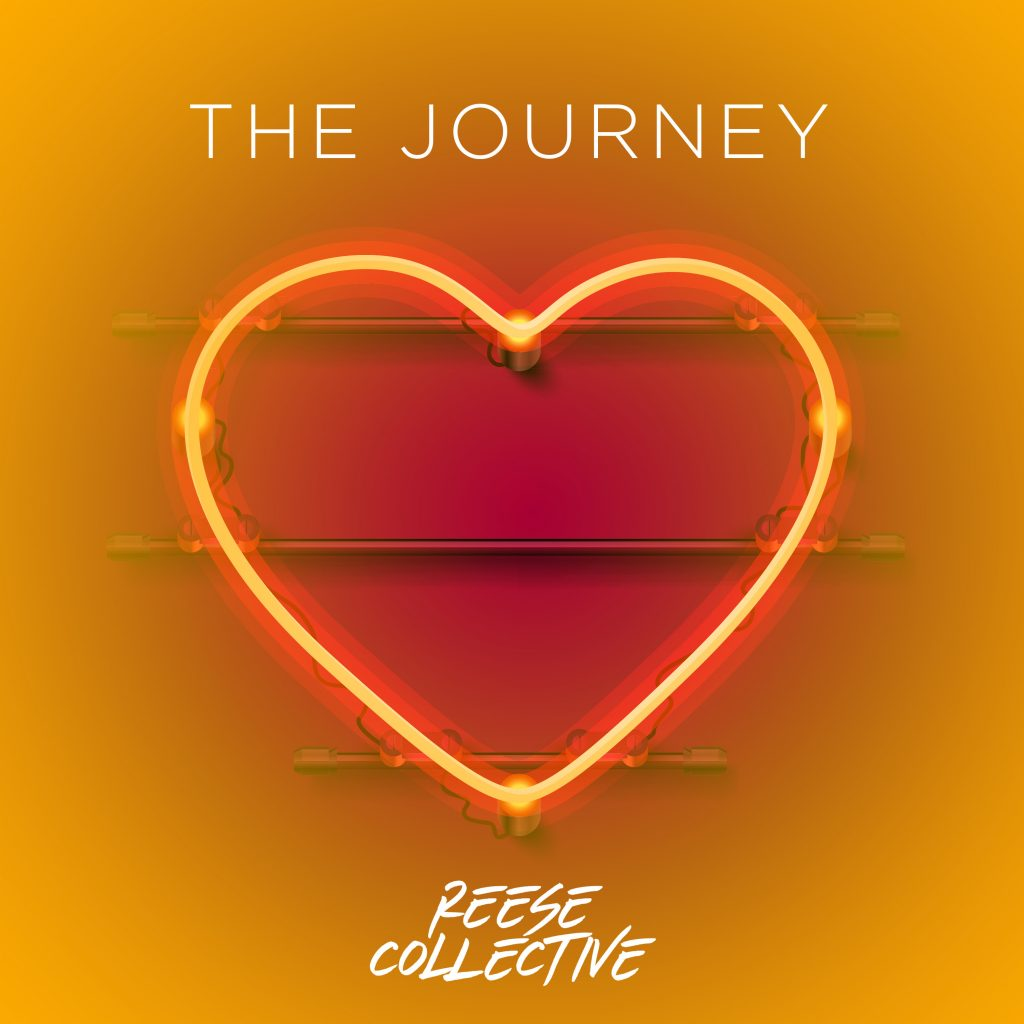 "Reese Collective // ""The Journey"" - album artwork"