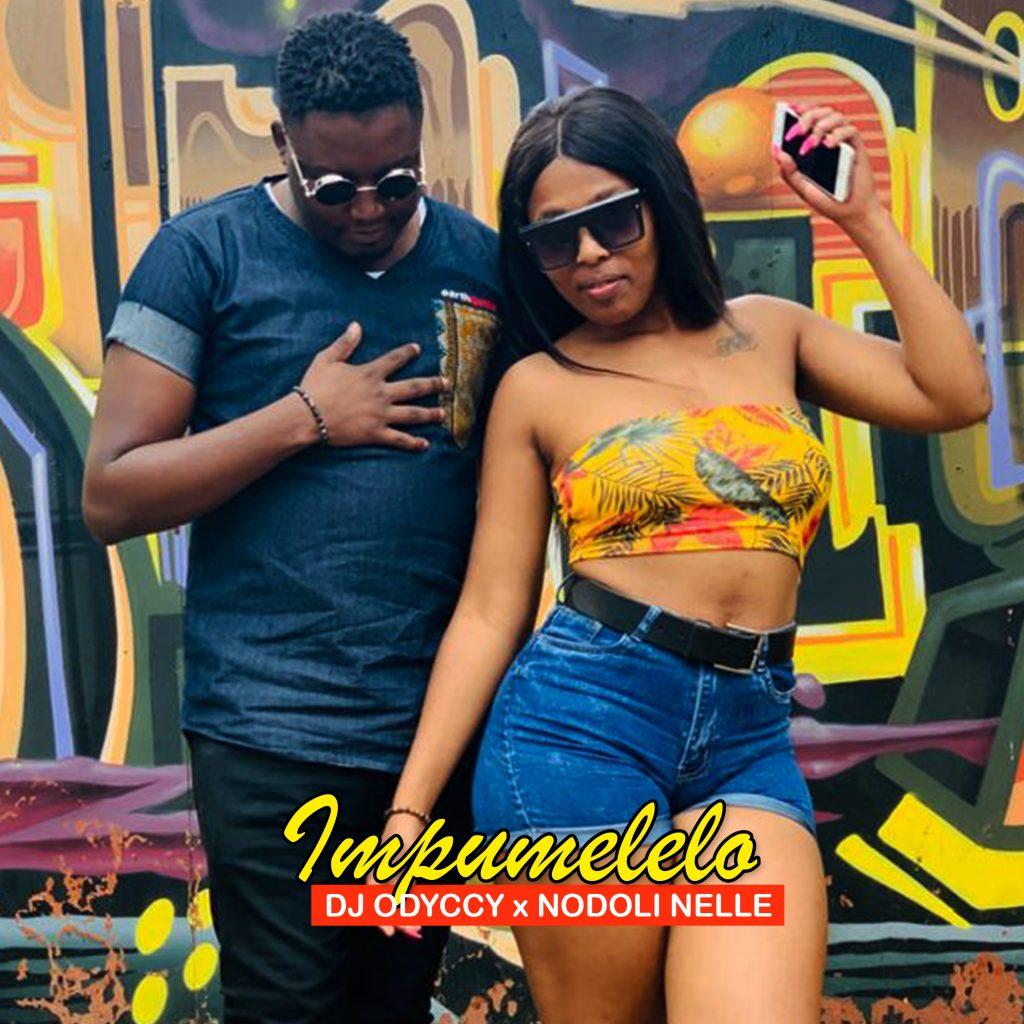 "DJ Odyccy // ""Impumelelo"" - single cover"