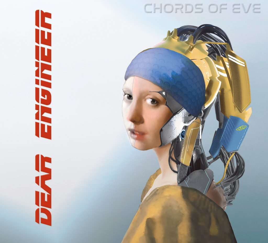 Chords of Eve // Dear Engineer - album cover