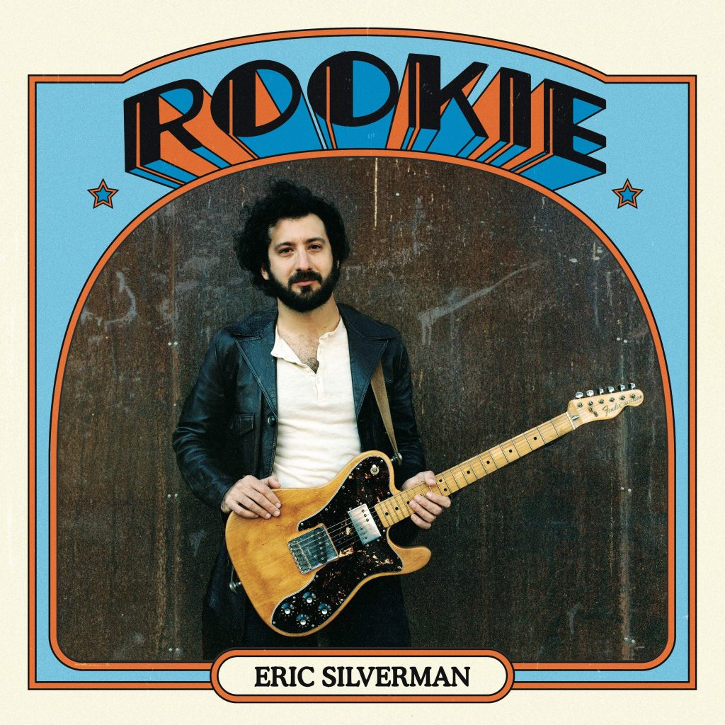 Eric Silverman // Rookie - EP cover