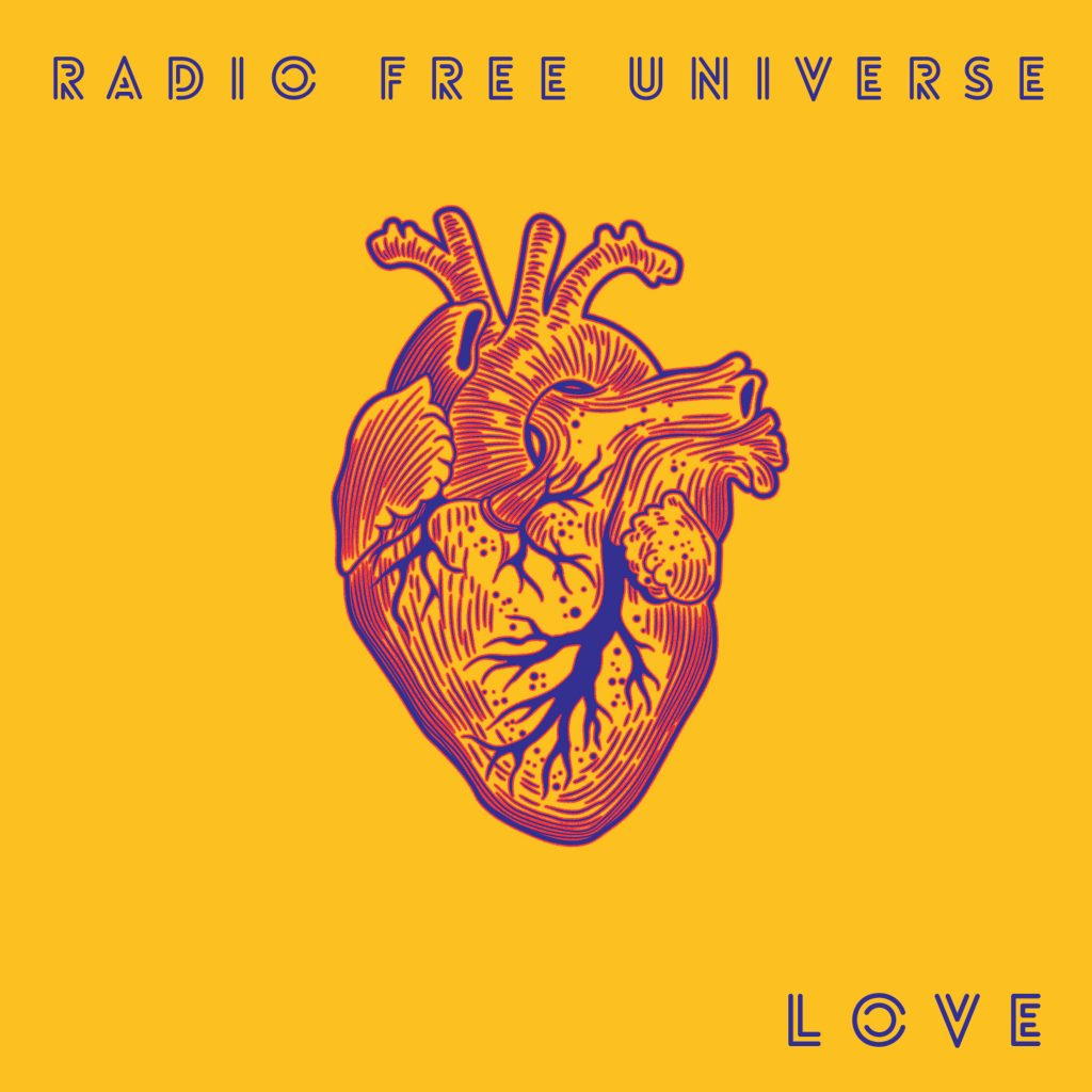Radio Free Universe // Love - album artwork