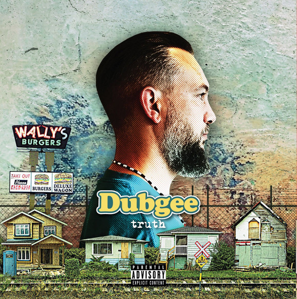"Dubgee // ""Truth"" - album cover"