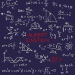 Colorshop // Albert Einstein - single cover