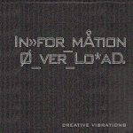 Creative Vibrations // Information Overload - single cover