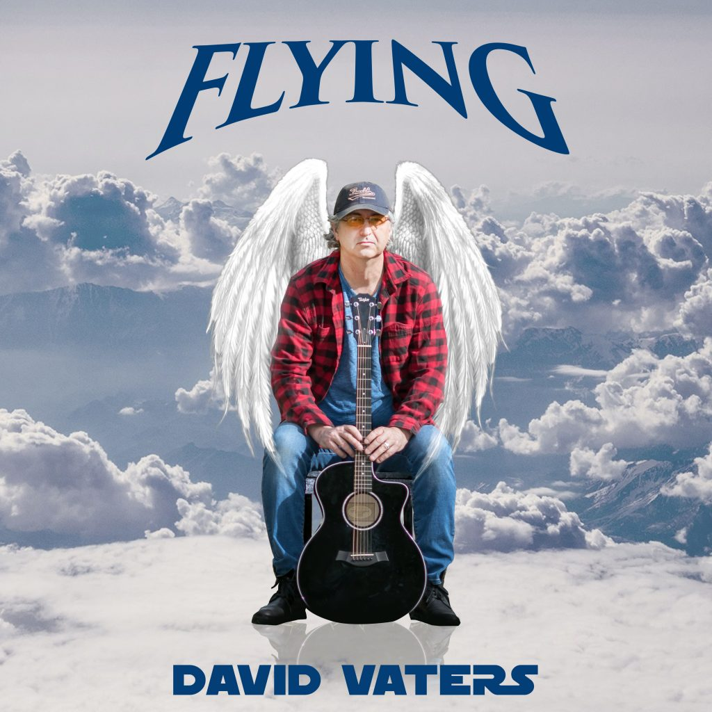 David Vaters // Flying - single cover