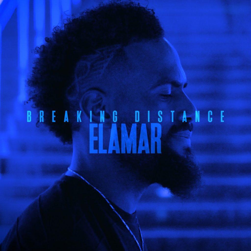 Elamar // Breaking Distance - single artwork