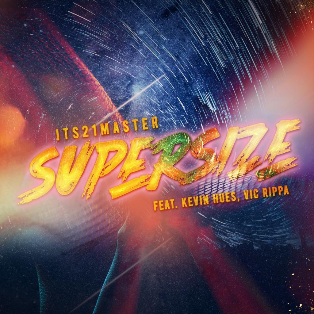 Its21Master // Supersized - single artwork