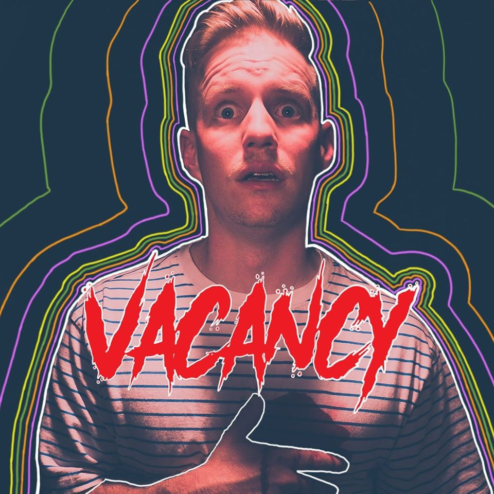 NGHT WLVS // Vacancy - single cover