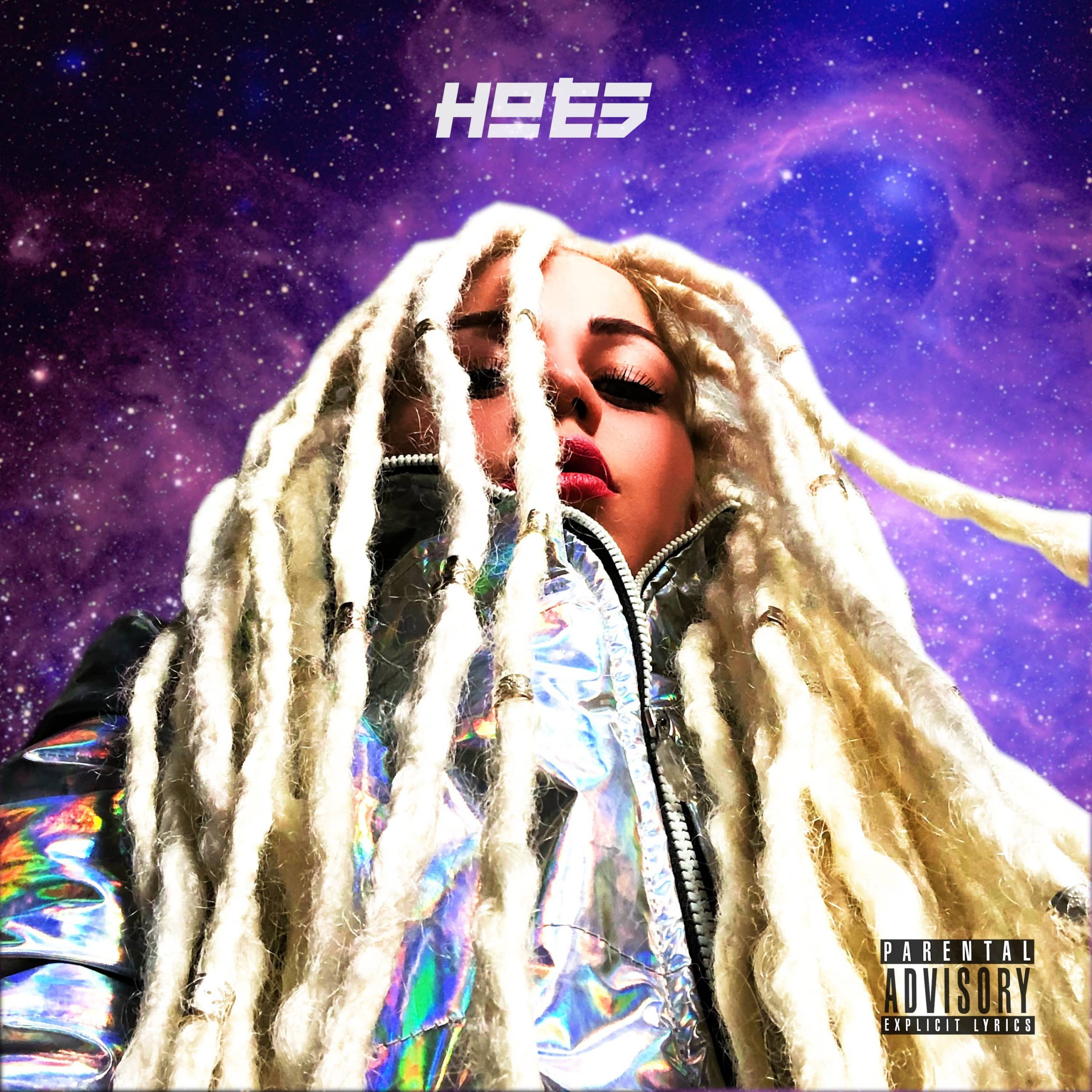 ÒLAH BLISS // Hoes - single cover