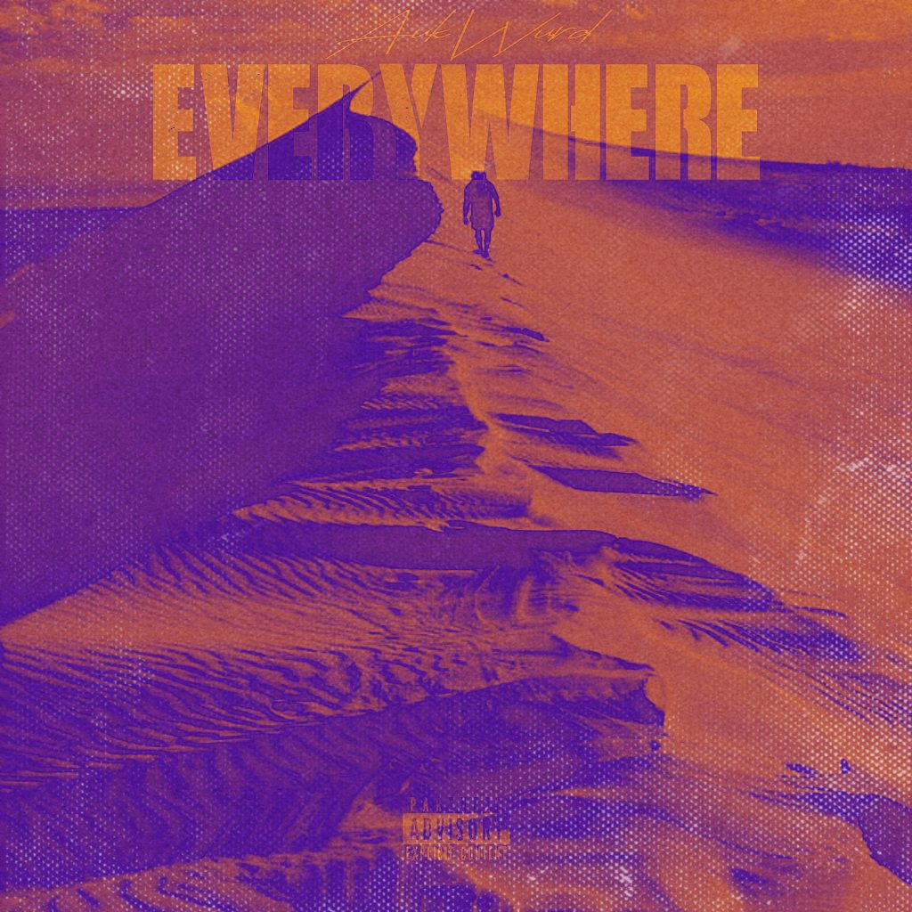 Aukwurd - Everywhere - single artwork