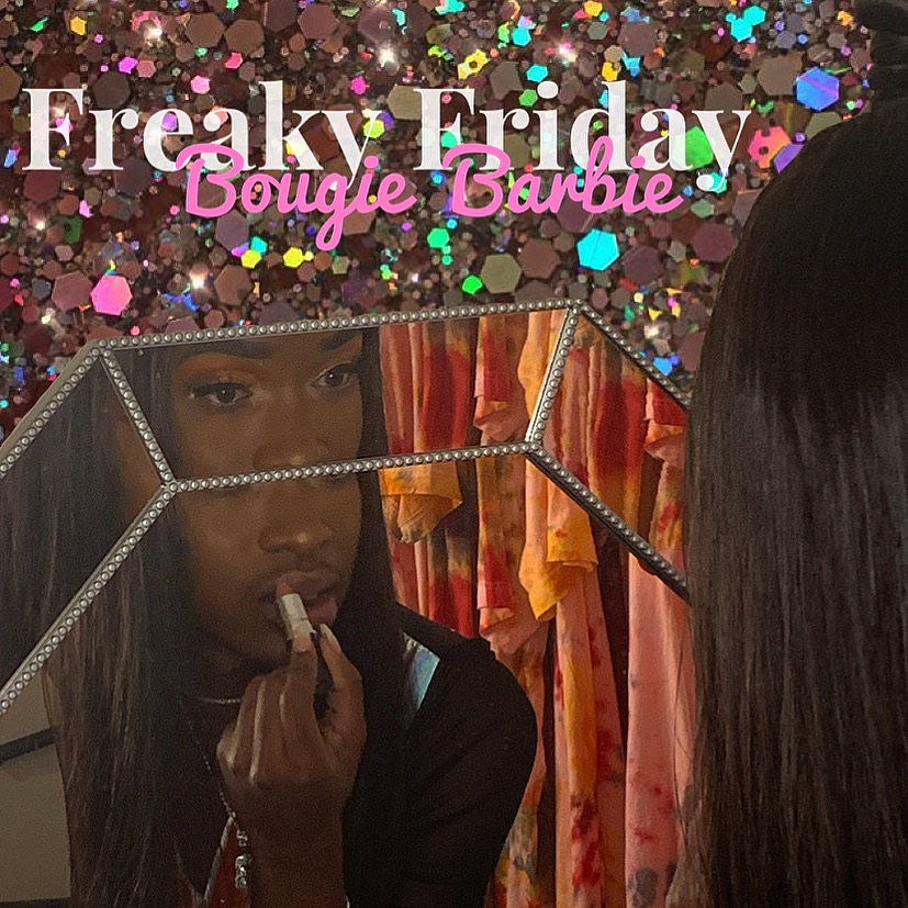 Bougie Barbie // Freaky Friday - EP cover