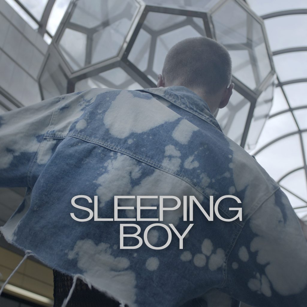 Giudi // Sleeping Boy - single artwork