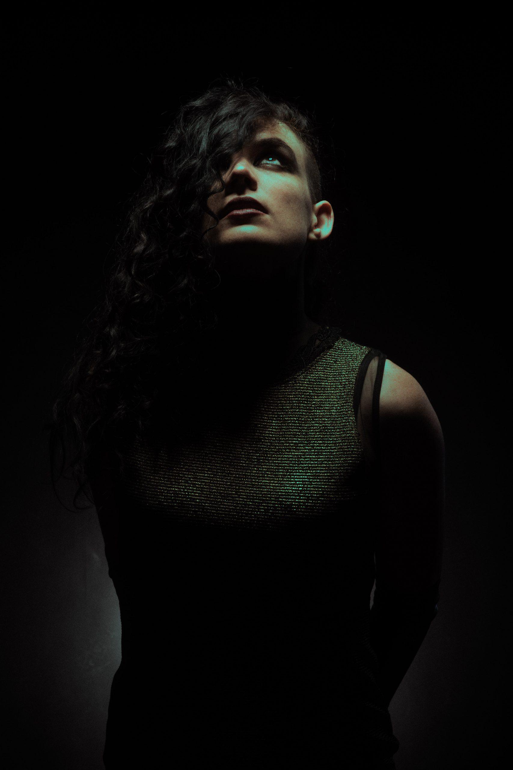 Hana Piranha - photoshoot