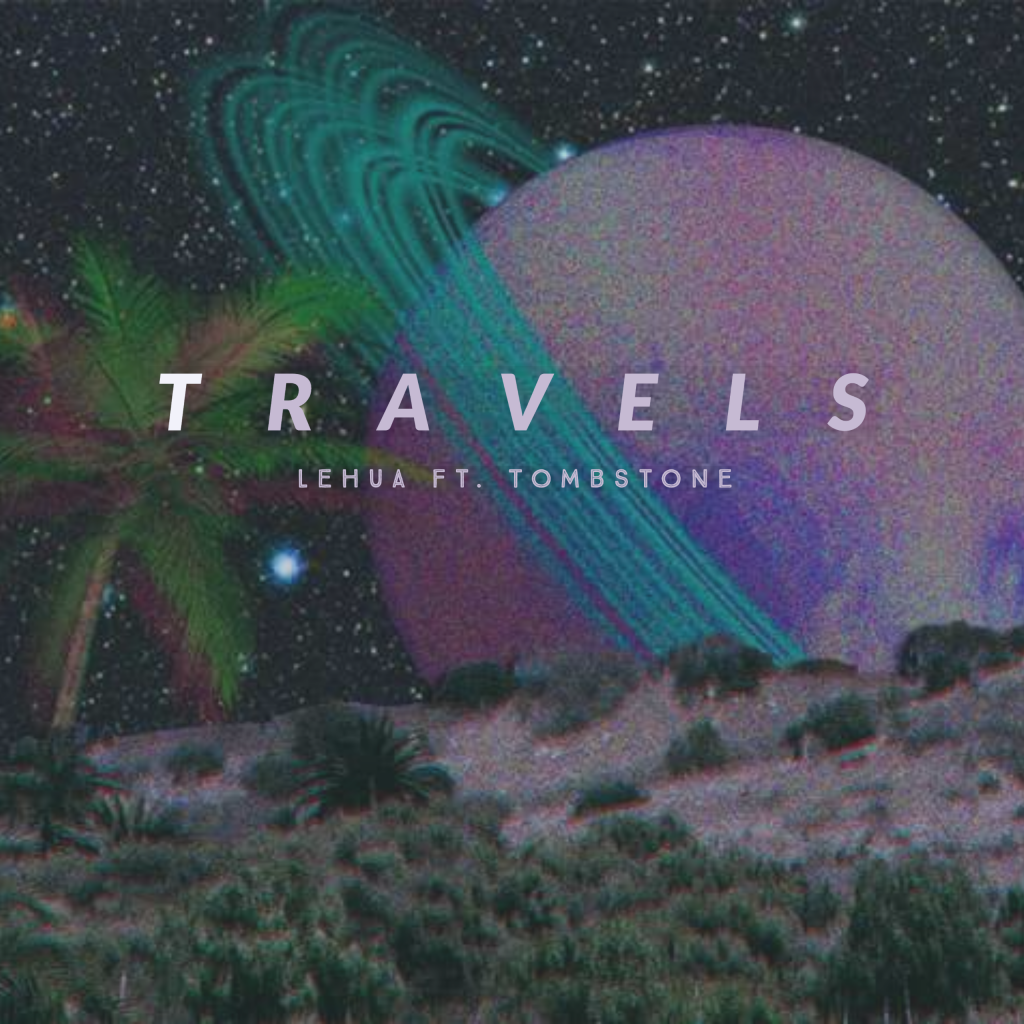LEHUA - TRAVELS - single cover