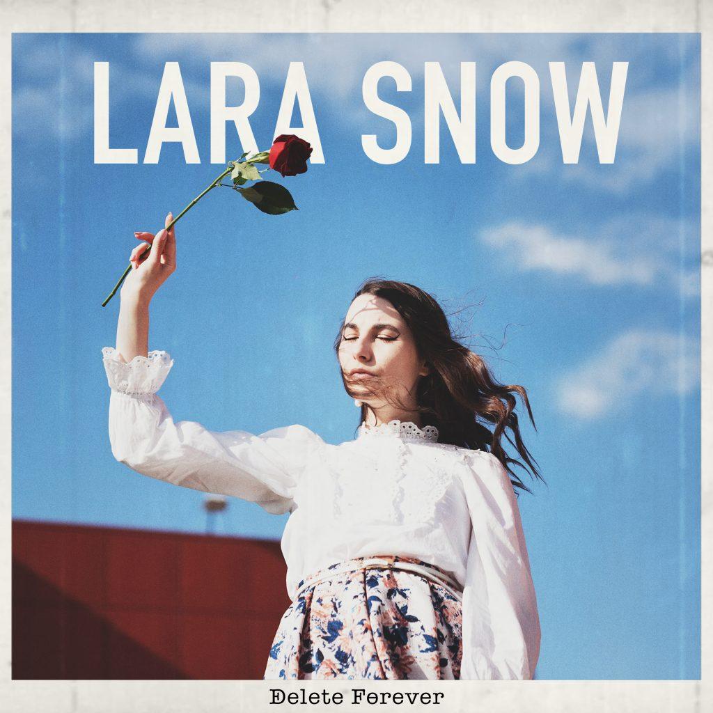 Lara Snow - Delete Forever - artwork
