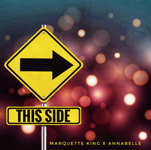Marquette King // This Side - single cover