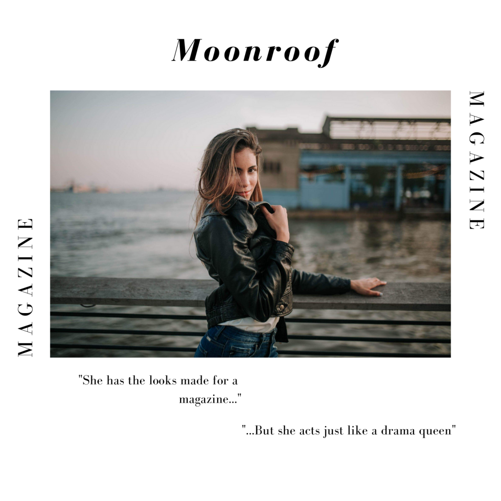 Moonroof - Magazine - single cover