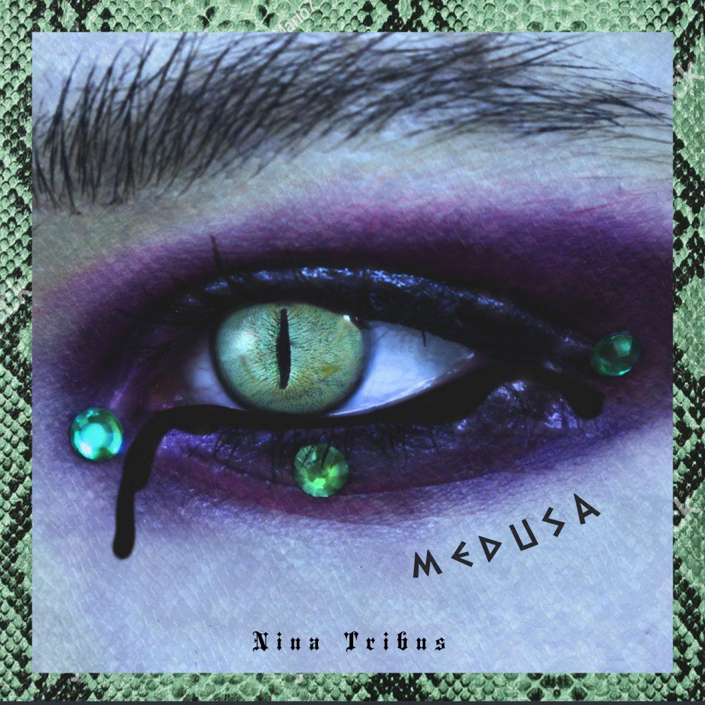 Nina Tribus - Medusa - artwork