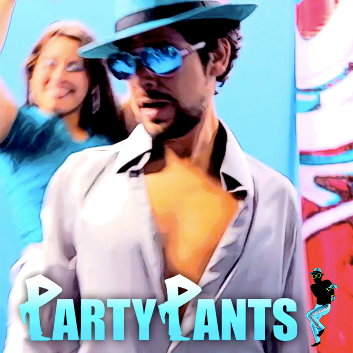Party Pants // Party Pants - single cover