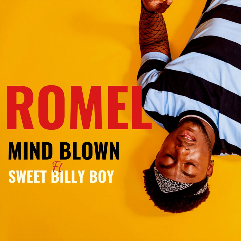 Romel - Mind Blow - single cover