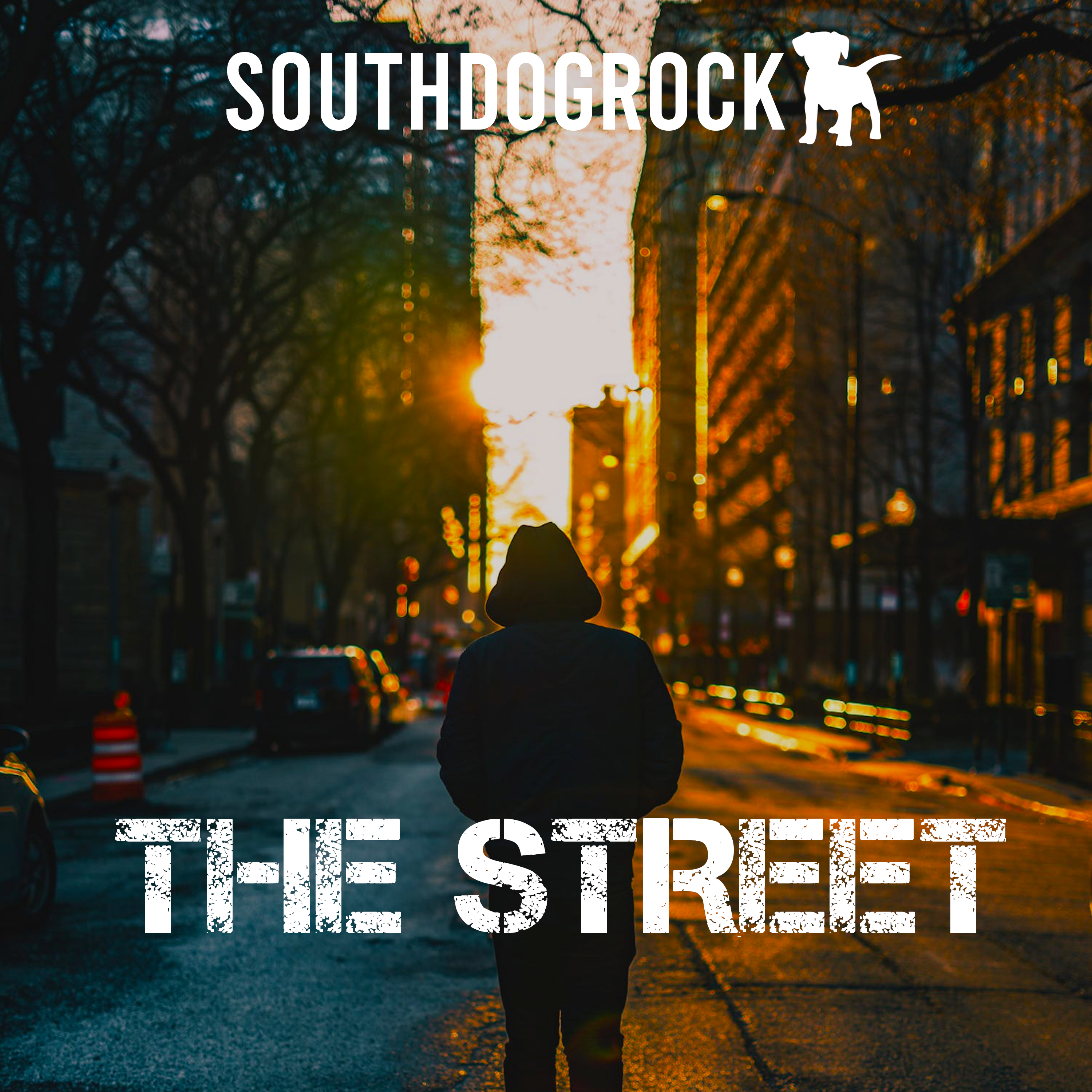 SOUTHDOGROCK // The Street - single cover