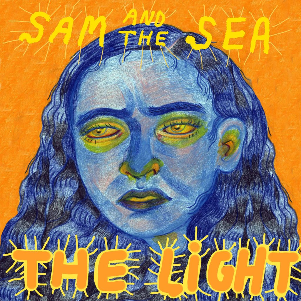 Sam and the Sea - The Light - single cover