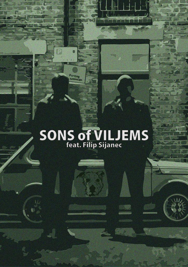 Sons of Viljems - Jelena - artwork