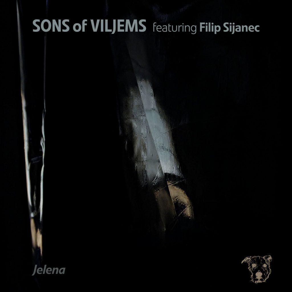 Sons of Viljems - Jelena - single cover
