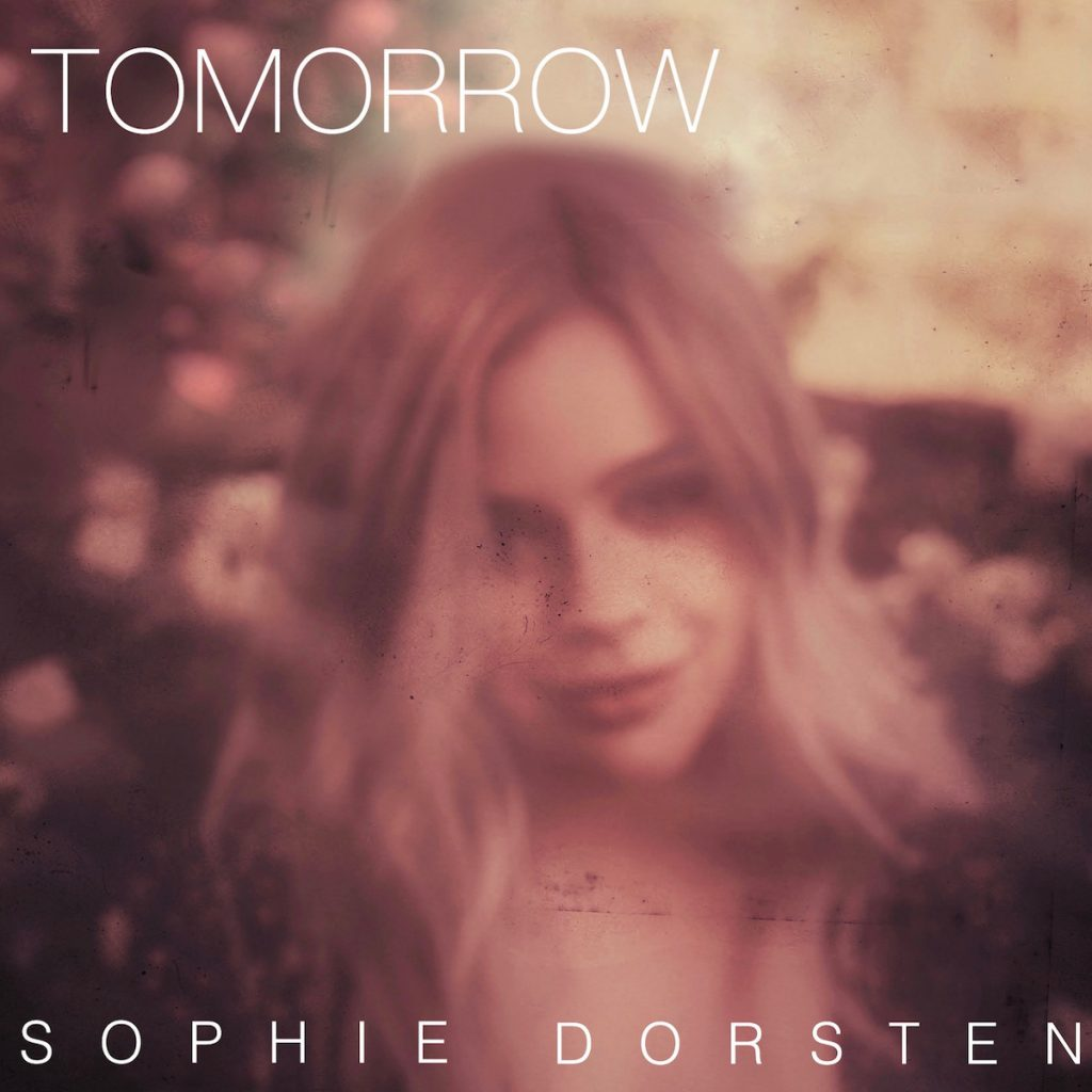 Sophie Dorsten - Tomorrow - single cover