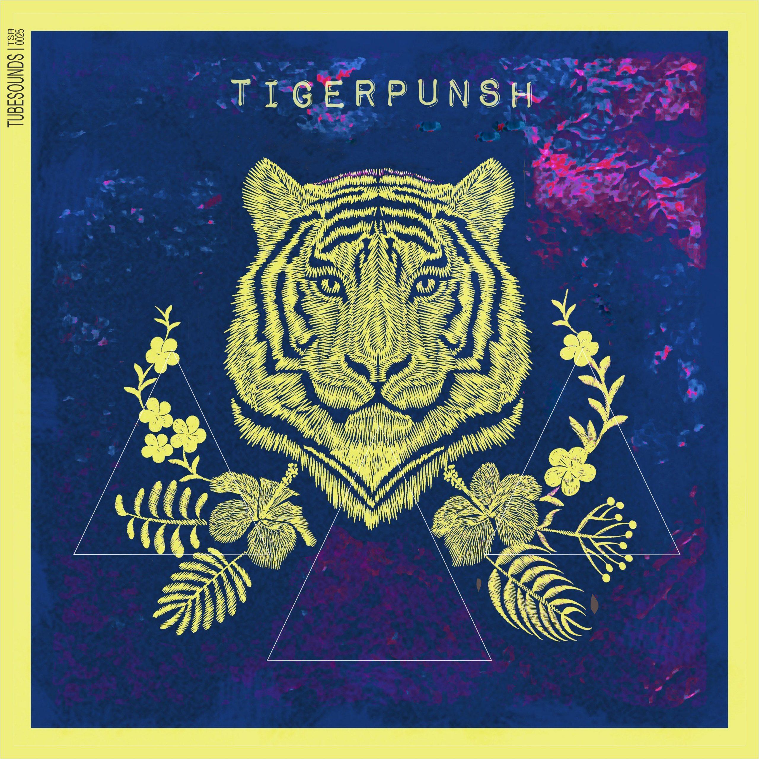 Tigerpunsh - EP cover