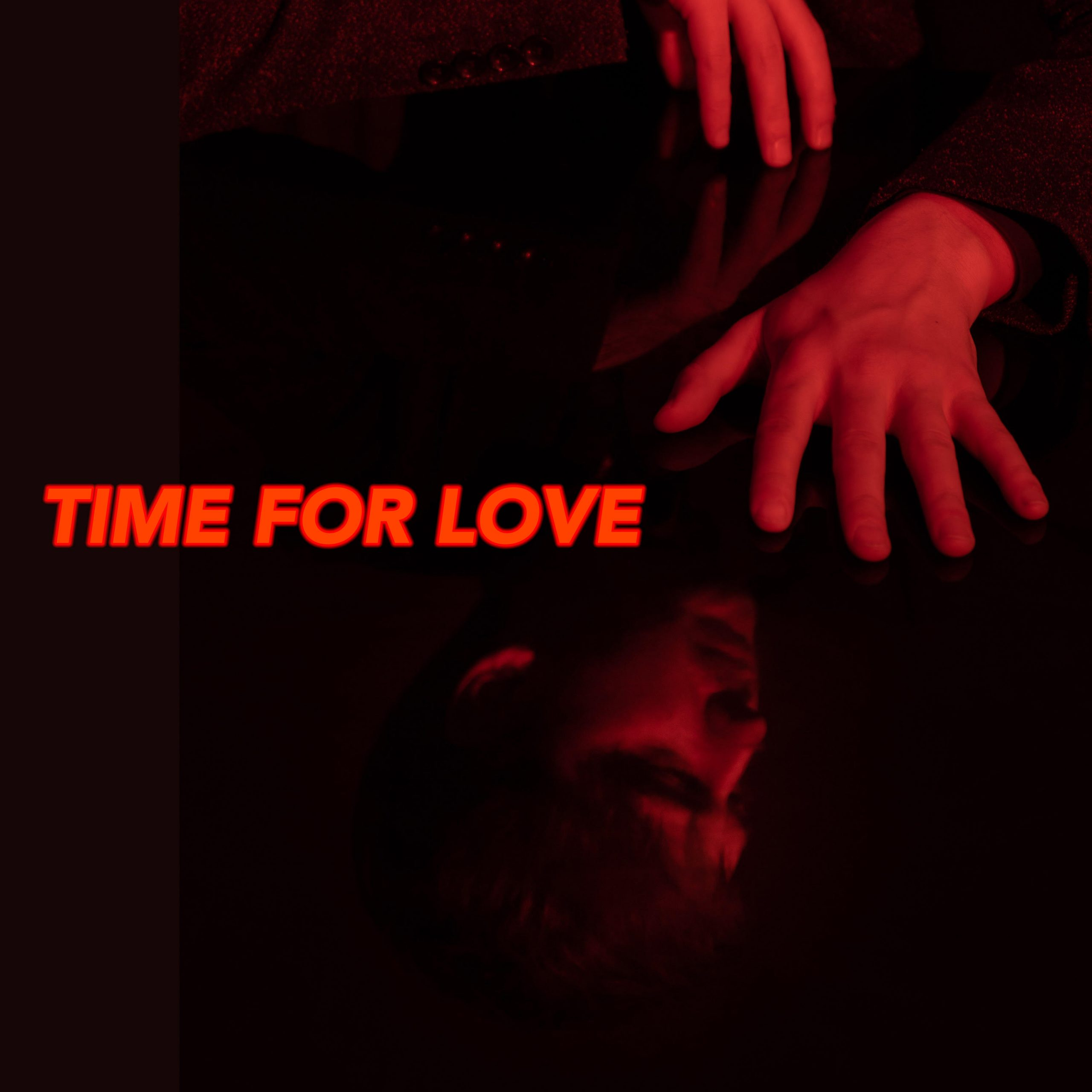 Oliver Manson // Time For Love - single cover