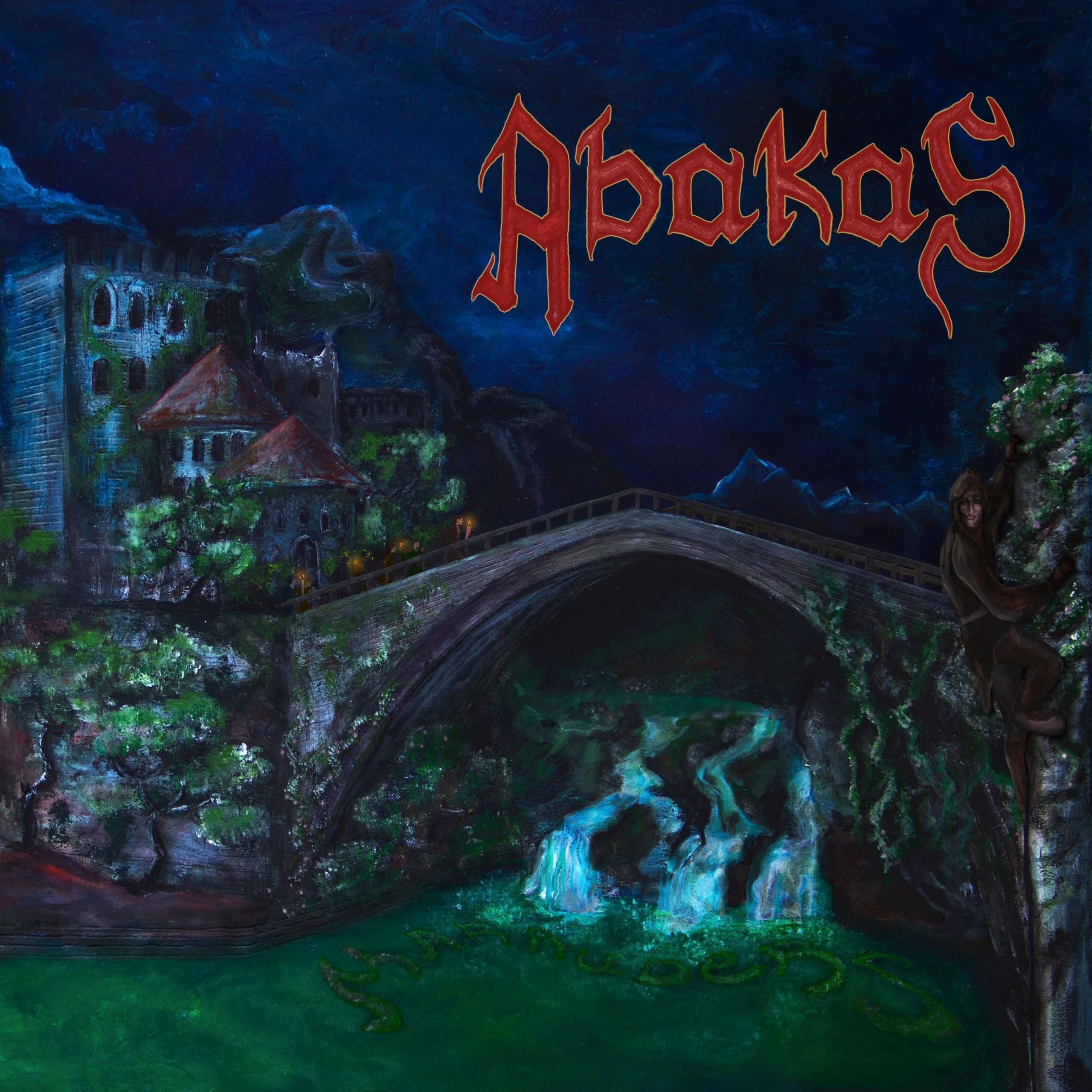 Abakas // Marauder - EP cover