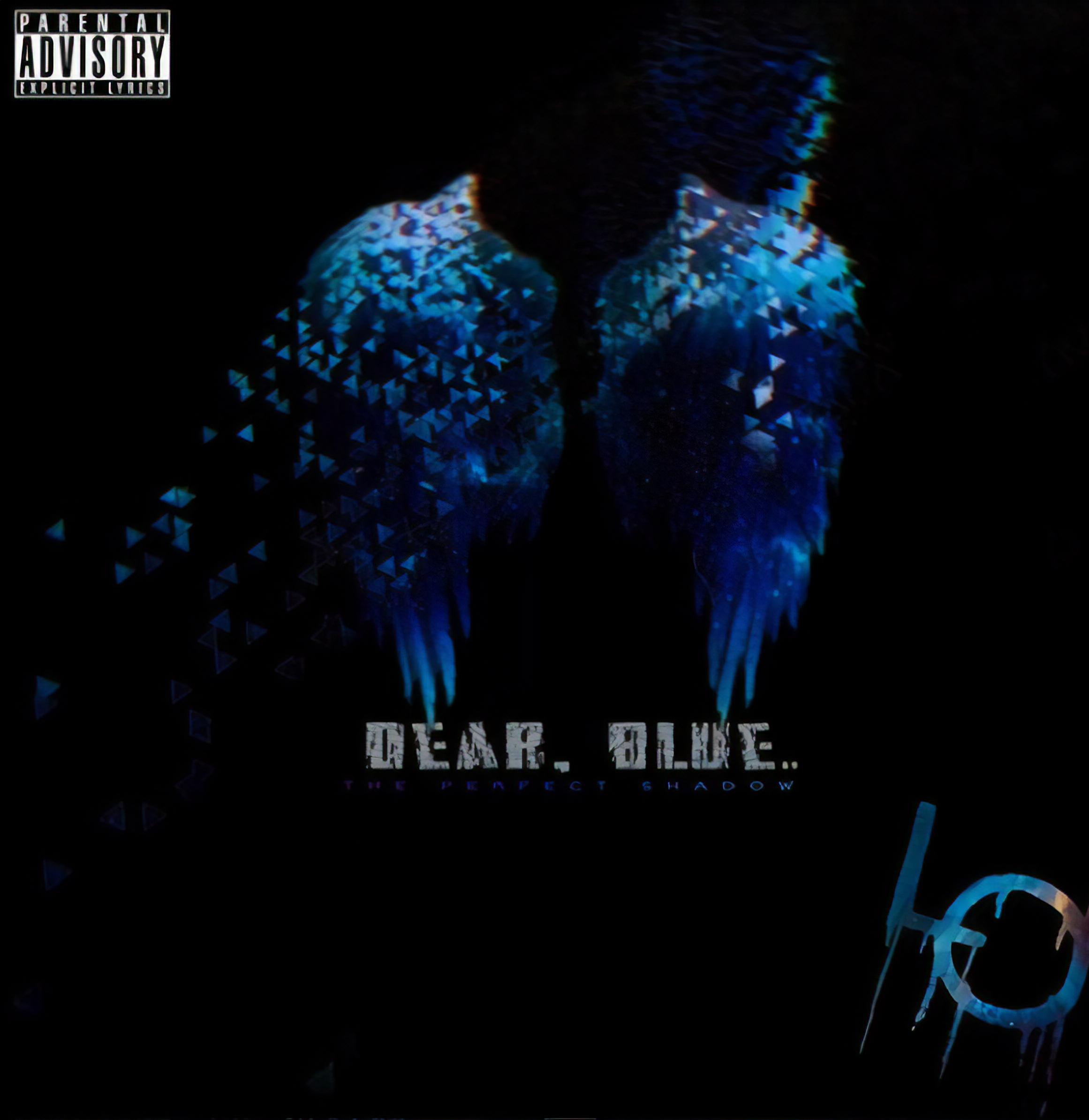 Ameld D // Dear Blue - single cover