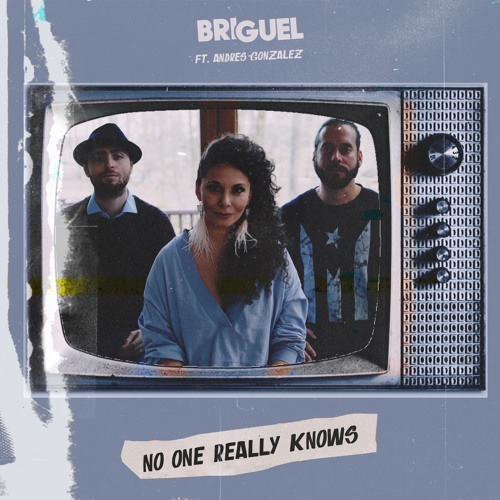 BriGuel // No One Really Knows - single cover