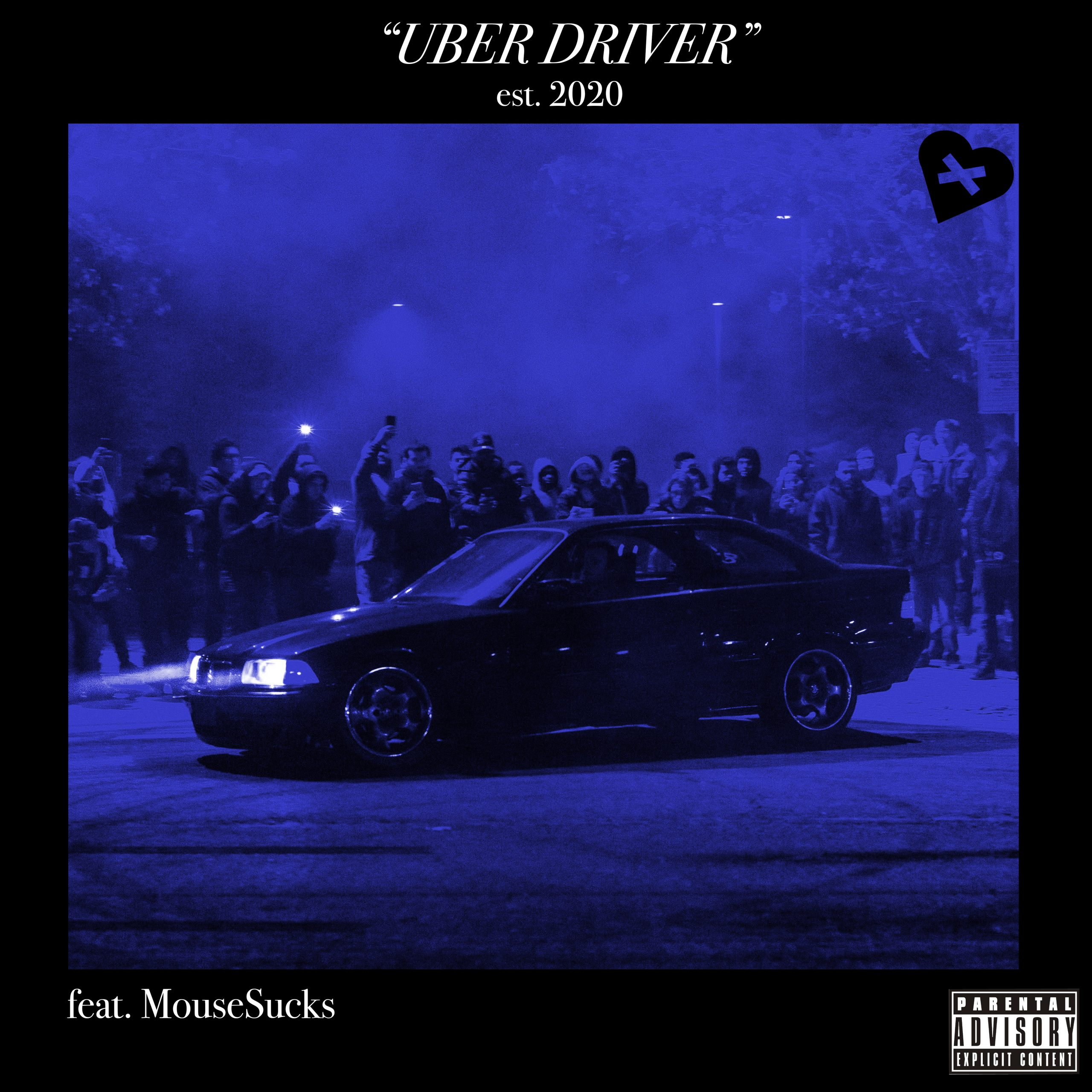 Chazz G // UberDriver - single cover